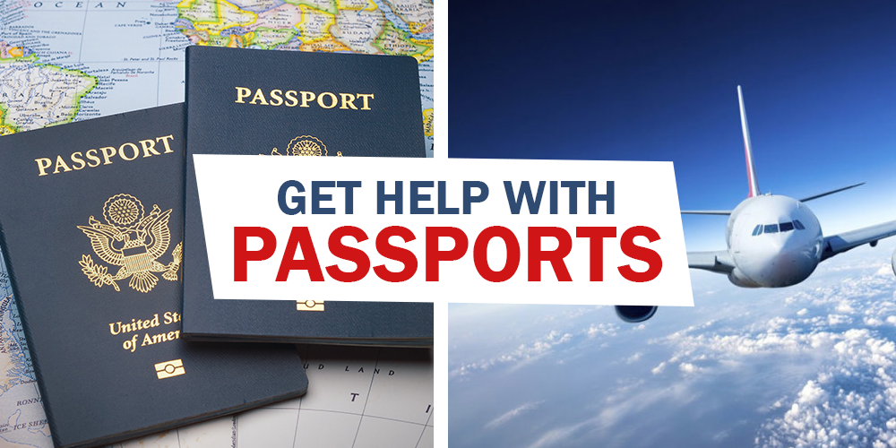Get Help With Passports
